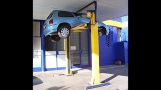 Подборка ПРИКОЛЫ и ЖЕСТЬ на СТО №4/Fun in auto repair shop!