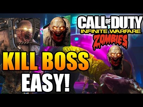 EASIEST Way to Kill the Brute Boss Zombie in
