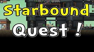 Starbound Nightly - Air Pocket Generator Quest!