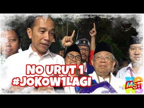 Yes! Pilih Nomer Satu! #JokowiLagi. Jayalah Indonesiaku