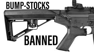 ATF bans bump-stocks