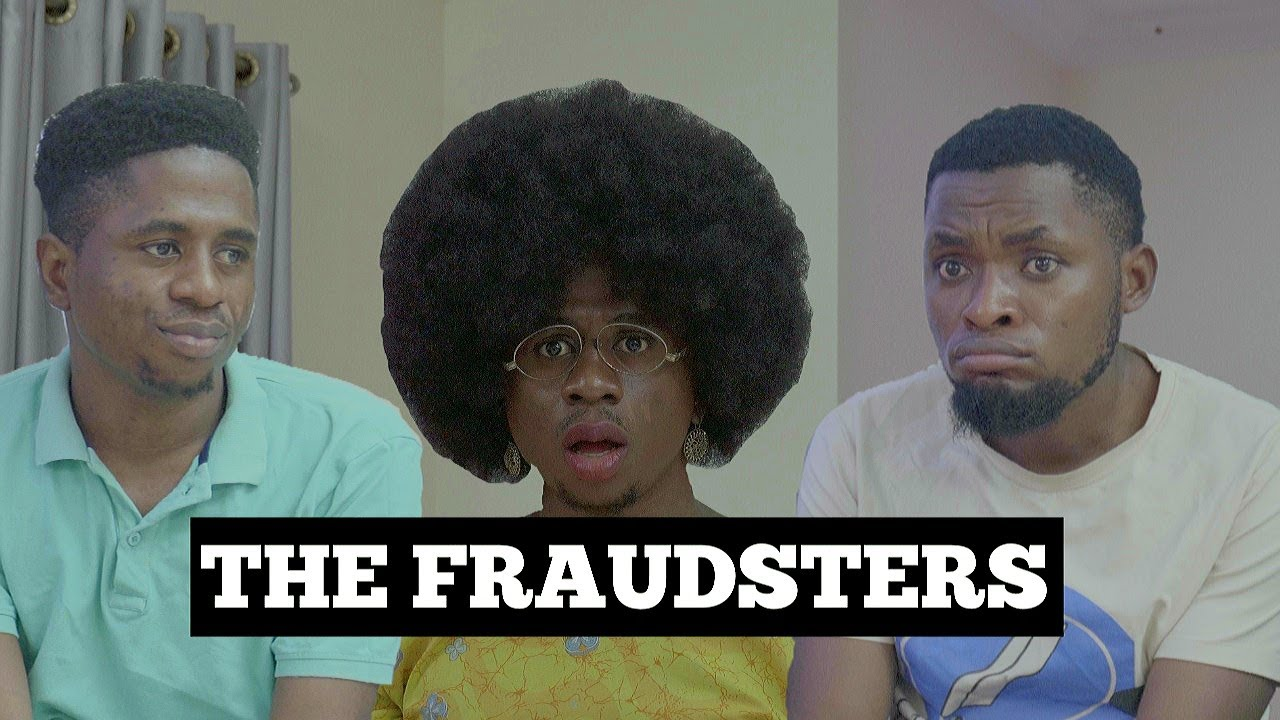 THE FRAUDSTERS | Mc Shem Comedian & Mark Angel Comedy | AFRICAN HOME