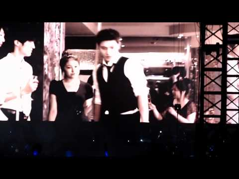 [FANCAM] 100828 Super Show 3 in Qingdao VCR TOP STAR