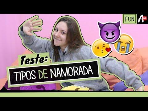 QUE TIPO DE NAMORADA VOCÊ É? | Teste com Becca Pires