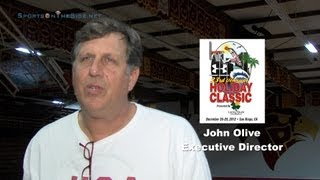 Preview:  John Olive Talks About the 2012 Under Armour Holiday Classic