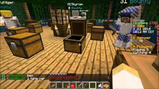 Türkçe Minecraft - Hunger Games 76 (Açlık Oyunları) - LeHamam