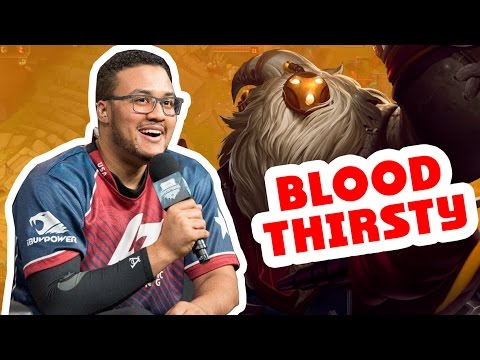 CLG APHROMOO SOLOQ - BLOODTHIRSTY BARD!