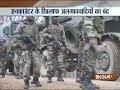 Two Lashkar militants, four civilians killed in Shopian encounter
