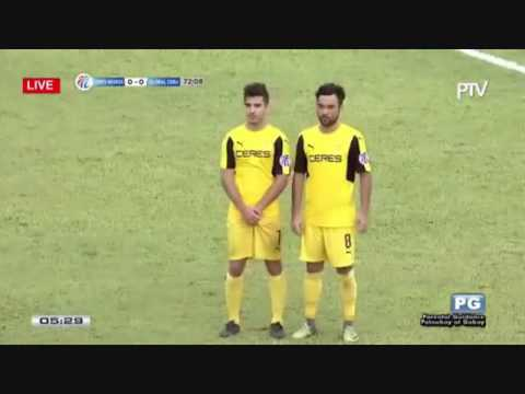 Philippines Football League : Ceres Negros FC vs Global Cebu FC Highlights - VISAYAN CLASICO