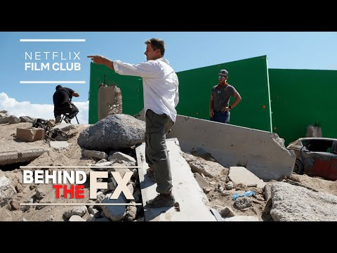 Inside the VFX of Army of the Dead's Zombie Las Vegas   Netflix