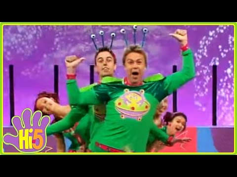 Martian Groove | Hi-5 - Season 12 Song of the Week | Kids Songs