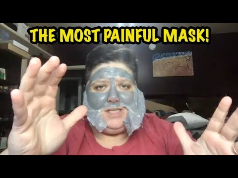 the-most-painful-peel-off-mask!