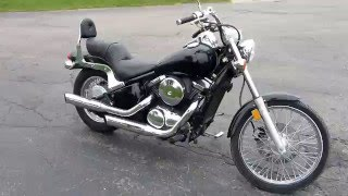 1998 Kawasaki Vulcan VN800 Motorcycle | For Sale | Online Auction