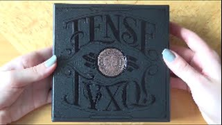Unboxing TVXQ! 동방신기 7th Studio Album TENSE (Black Version)