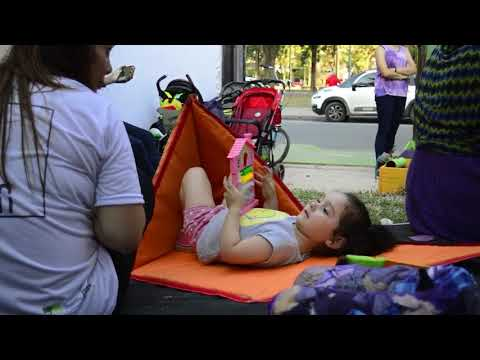 Reclaiming unused urban spaces for children in Tucumán