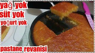 Revani diye şekerli kek yapma! Sır gibi saklanan pastane usulü Revani