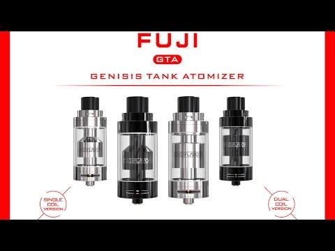 Digiflavor FUJI GTA Tank! HUGE ANNOUNCEMENT!