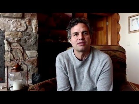 Mark Ruffalo stands up for Solar Power in NV