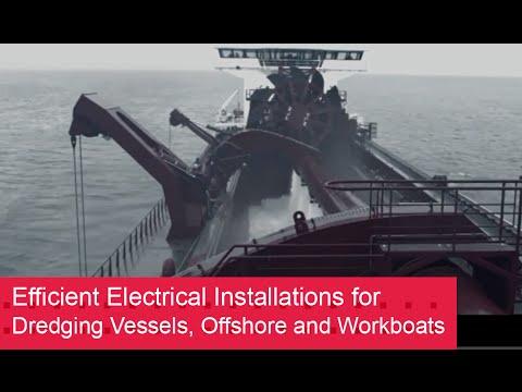 Dredging@ eL-Tec Maritime Electrotechnology