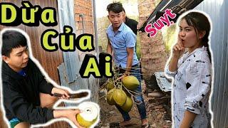 Chơi Lớn Với Quầy Dừa Của Bé Dân Cười Xĩu l Nguyễn Hải