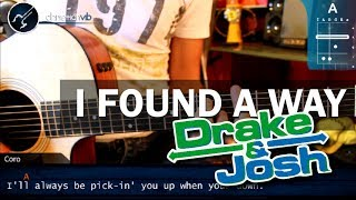 "Cómo tocar ""I Found A Way"" de Drake Bell en Guitarra Acústica (HD) Tutorial - Christianvib"