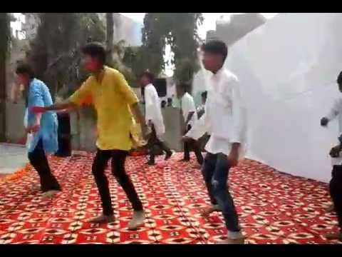 GA GA GA GA ganpati in remix dance part 1