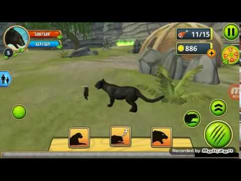 Скачать Игру Симулятор Пантеры - фото 10