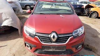 Renault Logan 2018 года - на авто аукционе Автолот