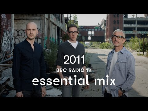 Above & Beyond: Essential Mix of the Year 2011 on BBC Radio 1 Dance with Pete Tong