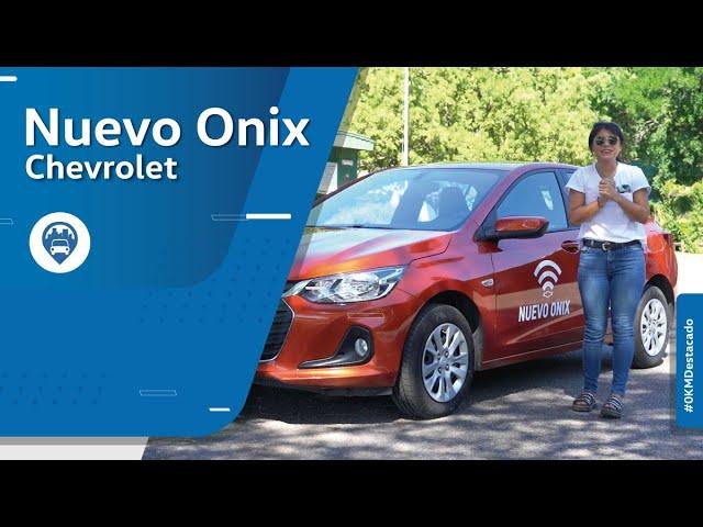 ⚡ 5 MOTIVOS ⚡ para tener tu Chevrolet Onix | Rocio de Opencars