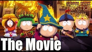South Park The Stick of Truth - All Cutscenes (Game Movie)