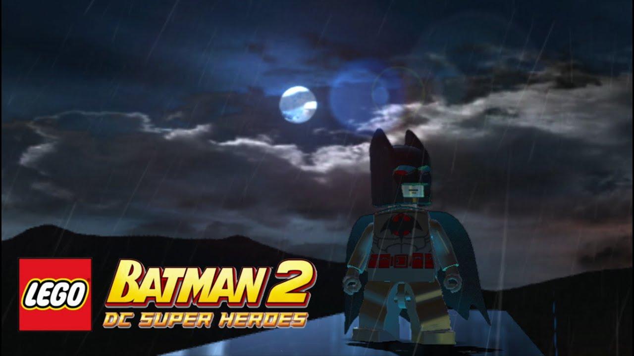 скачать моды для лего бэтмен 2