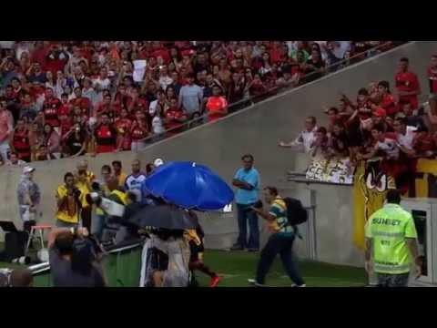 6a1a96b3eebb4 Flamengo 3 x 0 Fluminense - Gols - Cariocão 2015 (05 04 15) HD - YouTube