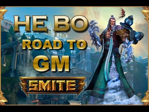 SMITE! He bo, En joust o en conquest, todo vale! Road to GM Conquest #1