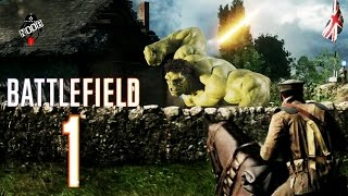 Battlefield 1 ► FUNNY/FAILS & EPIC Moments #20
