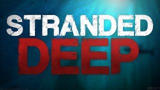Как поймать и приготовить акулу на плите ! в Stranded deep