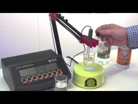 Demonstration: The Difference Between PH And Alkalinity