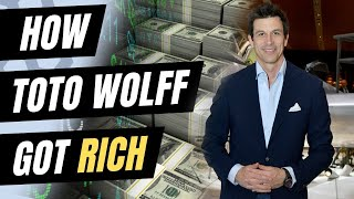 How Toto Wolff built his business empire