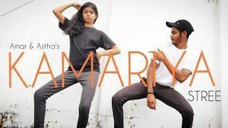 Kamariya song dance video | Nora Fatehi | Dance Choreography |  STREE