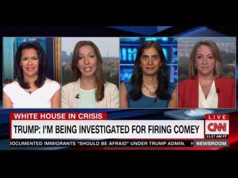 CNN Panel discuss Trump getting Legal strategy