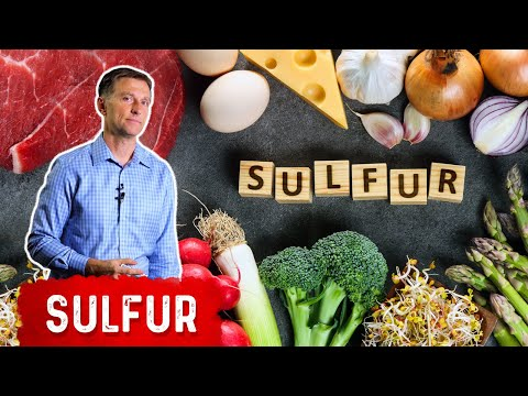 Are You Getting Enough Sulfur in Your Diet?