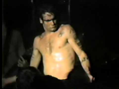 Black Flag - My War Live