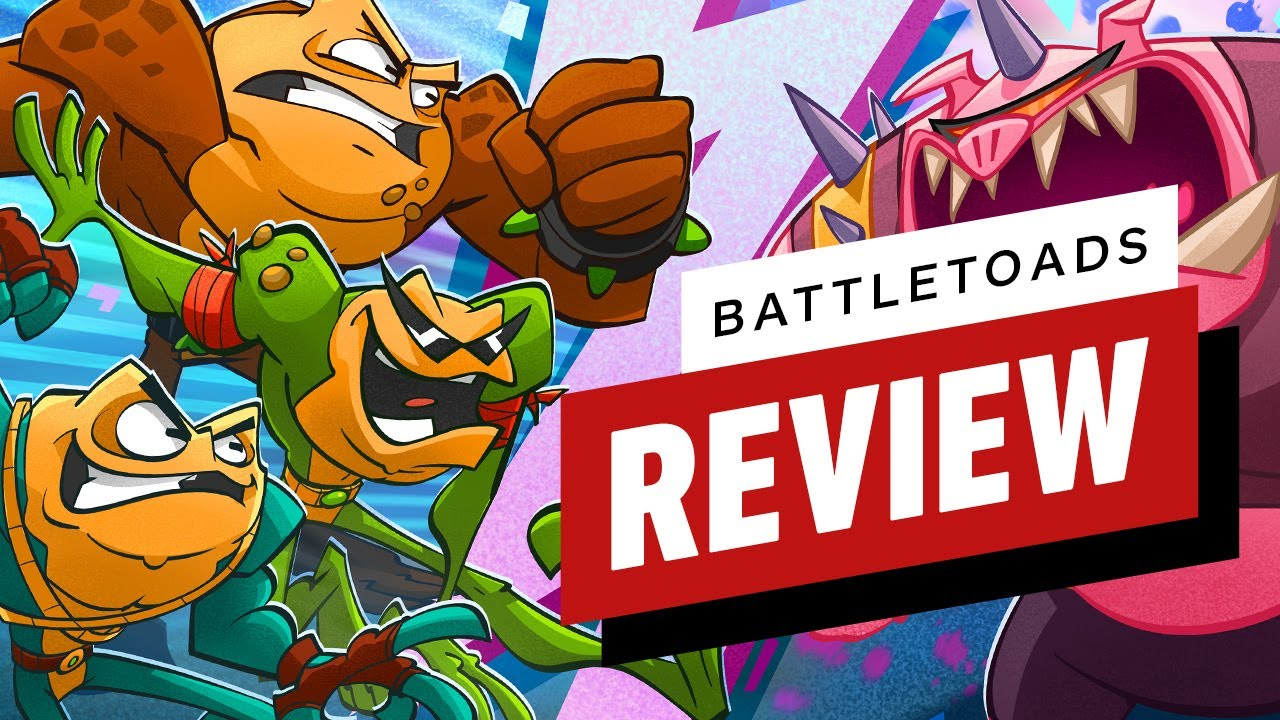 Battletoads Review (Video Game Video Review)