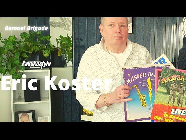 Erik (Boeroe) Koster Skrakiman van Kaseko Formatie Master Sound & Master Blaster