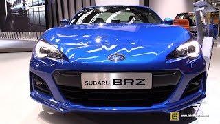 2018 Subaru BRZ - Exterior And Interior Walkaround - 2017 Frankfurt Auto Show