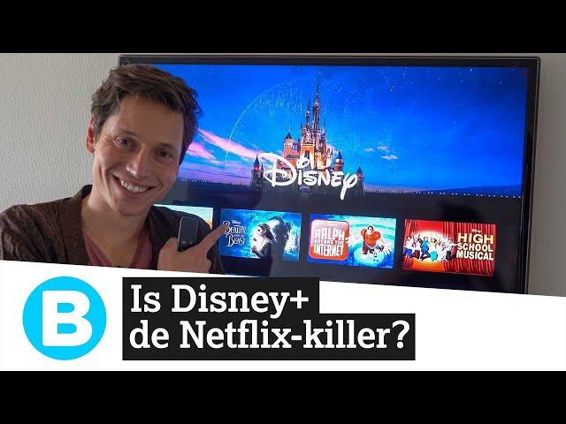Disney+ is hier! Ga jij Netflix opzeggen?