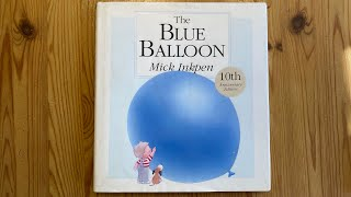Story Time - Blue Balloon by Mick Inkpen read by Mrs Lee