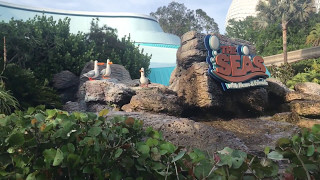 Visiting Epcot with Preschoolers