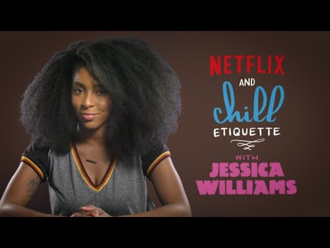 The Late Show - 'Netflix And Chill Etiquette' With Jessica Williams