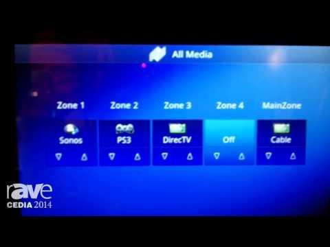 CEDIA 2014: Core Brands Explains the Auriel MRC-6430 Multi Room Controller